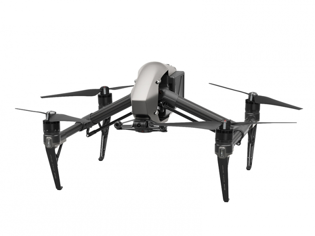 DJI Inspire 2 Without Gimbal