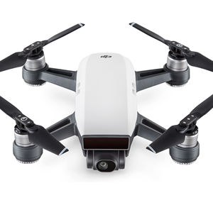 DJI Spark Alpine White Fly More