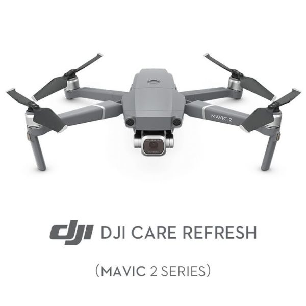 Dji Care 1 Year Refresh Skyddsplan till Mavic 2