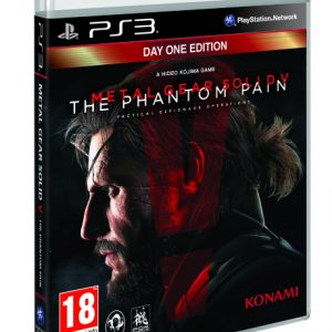 Metal Gear Solid V (5) - The Phantom Pain Day 1 Edition