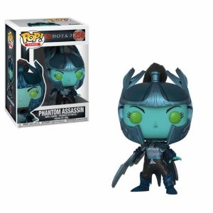 Pop! Games: Dota 2 - Phantom Assassin