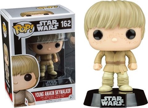 Pop! Star Wars: The Phantom Menace - Young Anakin