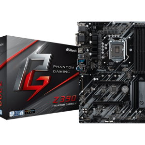ASRock Z390 Phantom Gaming 4 / ATX