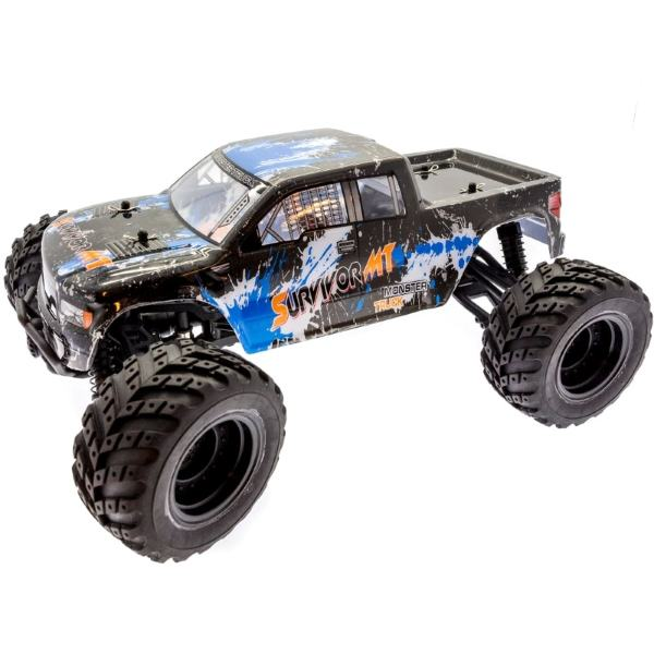 HBX Survivor Monster Truck 1:12 - 30 Km/h