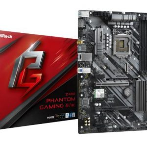 ASRock Z490 Phantom Gaming 4/ac